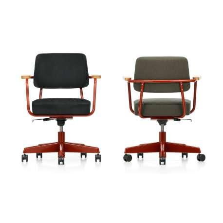 Fauteuil Direction Pivotant - vitra - Jean Prouvé - Chairs - Furniture by Designcollectors
