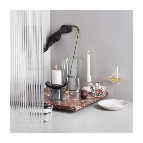 Nappula Pillar Candleholder 107mm - Iittala - Matti Klenell - Home - Furniture by Designcollectors