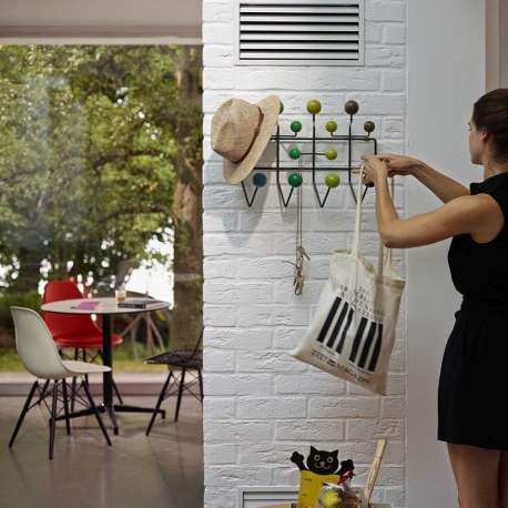 Hang it all Coat Rack: Green - vitra - Charles & Ray Eames - Home - Furniture by Designcollectors