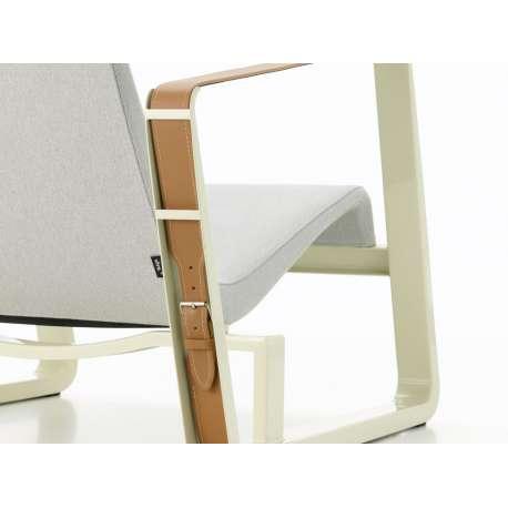 Cité Armchair -  - Jean Prouvé - Arm & Lounge Chairs - Furniture by Designcollectors