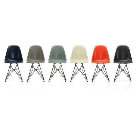 Eames Fiberglass Chairs: DSR - vitra - Charles & Ray Eames - Fiberglass - Furniture by Designcollectors