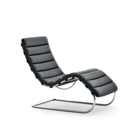MR Chaise longue - Bauhaus Edition - Knoll - Ludwig Mies van der Rohe - Furniture by Designcollectors