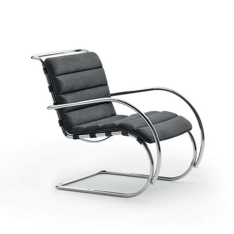 MR Armchair - Bauhaus Edition - Knoll - Ludwig Mies van der Rohe - Furniture by Designcollectors