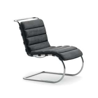 MR Armless chair - Bauhaus Edition