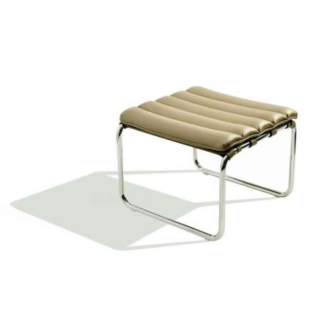 MR stool - Bauhaus Edition - Knoll - Ludwig Mies van der Rohe - Furniture by Designcollectors