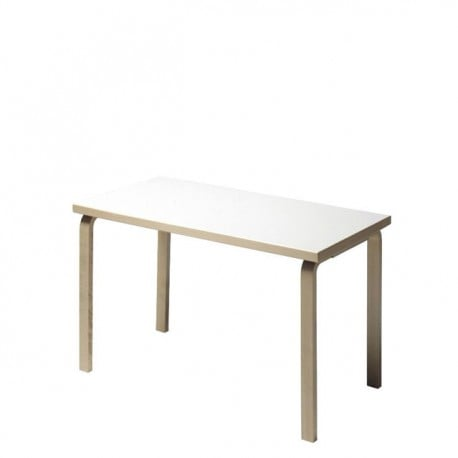 80B Table - Artek - Alvar Aalto - Furniture by Designcollectors