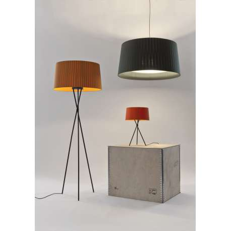 Tripode M3 Table lamp - Santa & Cole - Santa & Cole Team - Lighting - Furniture by Designcollectors