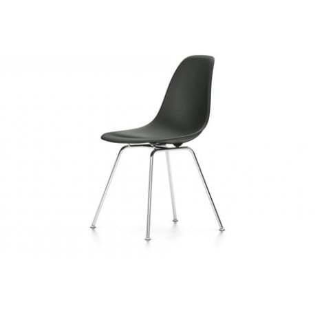 Eames Plastic Chair DSX without upholstery - new colours - vitra - Charles & Ray Eames - Home - Furniture by Designcollectors