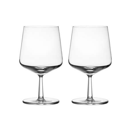 Essence Beer glass 48 cl - 2 pcs - Iittala - Alfredo Häberli - Furniture by Designcollectors