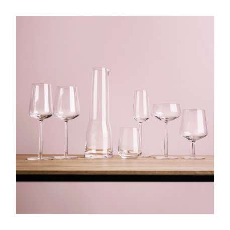 Essence Beer glass 48 cl - 2 pcs - Iittala - Alfredo Häberli - Decorative Objects - Furniture by Designcollectors