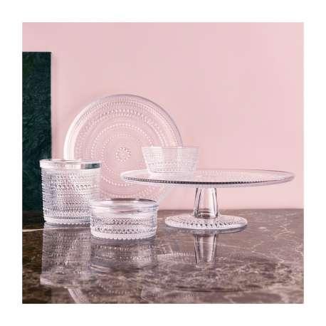 Kastehelmi jar clear 116 x 57 mm - Iittala - Oiva Toikka - Home - Furniture by Designcollectors