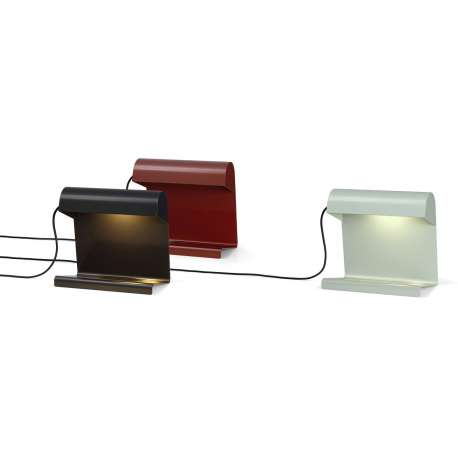 Lampe de Bureau - Japanese Red - vitra - Jean Prouvé - Lighting - Furniture by Designcollectors