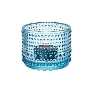 Kastehelmi Votive Bougeoir Light Blue