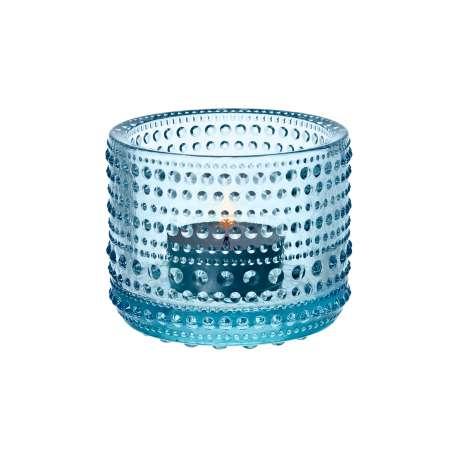 Kastehelmi Votive Bougeoir Light Blue - Iittala - Oiva Toikka - Accueil - Furniture by Designcollectors
