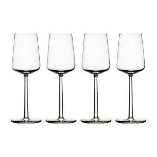 Essence Verre à vin blanc 4 verres