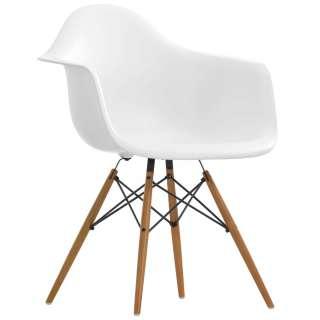 Eames Plastic Armchair DAW Fauteuil sans revêtement nouvelles couleurs