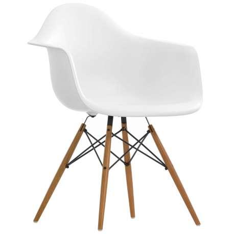 Eames Plastic Armchair DAW Fauteuil sans revêtement nouvelles couleurs - Vitra - Charles & Ray Eames - Accueil - Furniture by Designcollectors