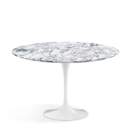 Saarinen Round Tulip Table H72 D120 - Knoll - Dining Tables - Furniture by Designcollectors
