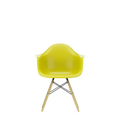 Eames Plastic Armchair DAW without upholstery new colours - vitra - Charles & Ray Eames - Home - Furniture by Designcollectors