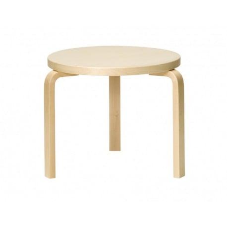 90C Table Height 52 cm - artek - Alvar Aalto - Home - Furniture by Designcollectors