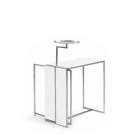 Rivoli Side Table - Classicon - Eileen Gray - Furniture by Designcollectors