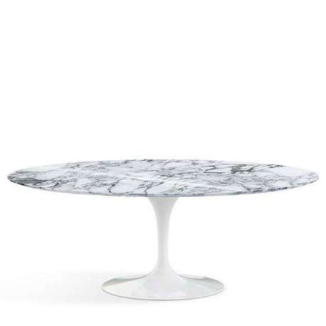 Saarinen Round Tulip Table H72 D152 - Knoll - Eero Saarinen - Tables - Furniture by Designcollectors