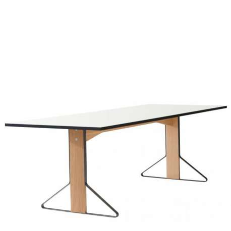 REB 002 Kaari large dining table - Artek - Ronan and Erwan Bouroullec - Tables - Furniture by Designcollectors