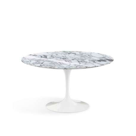 Saarinen Round Tulip Table H72 D137 - Knoll - Eero Saarinen - Dining Tables - Furniture by Designcollectors