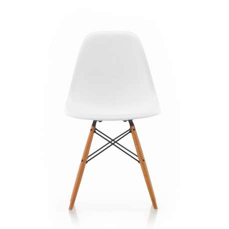 Eames Plastic Chair DSW without upholstery - old colours - Vitra - Charles & Ray Eames - Home - Furniture by Designcollectors