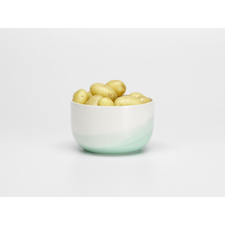 Herringbone Vessels Bowl, Mint - vitra -  - Home - Furniture by Designcollectors