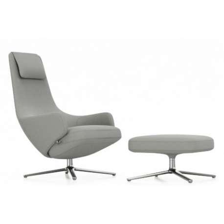 Repos & Ottoman - vitra - Antonio Citterio - Stoelen - Furniture by Designcollectors
