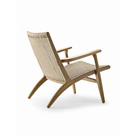 CH25 Lounge chair Fauteuil - Carl Hansen & Son - Hans Wegner - Accueil - Furniture by Designcollectors