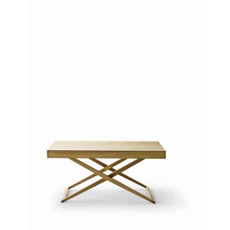 MK98860 Folding table - Carl Hansen & Son - Mogens Koch - Furniture by Designcollectors
