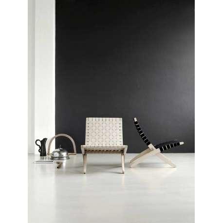MG501 Cuba Lounge chair indoor - Carl Hansen & Son - Morten Gøttler - Accueil - Furniture by Designcollectors