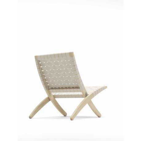 MG501 Cuba Lounge chair indoor - Carl Hansen & Son - Morten Gøttler - Furniture by Designcollectors