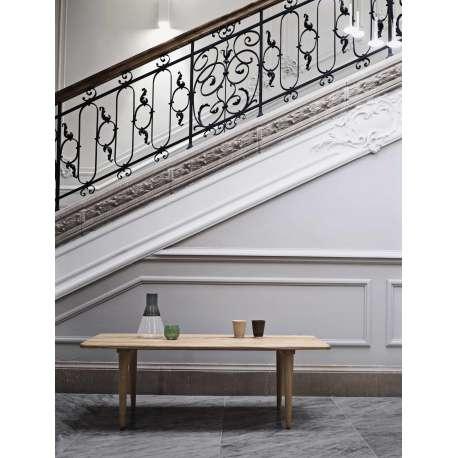CH011 Table Basse - Carl Hansen & Son - Hans Wegner - Accueil - Furniture by Designcollectors