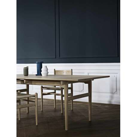 CH36 Chaise - Carl Hansen & Son - Hans Wegner - Accueil - Furniture by Designcollectors