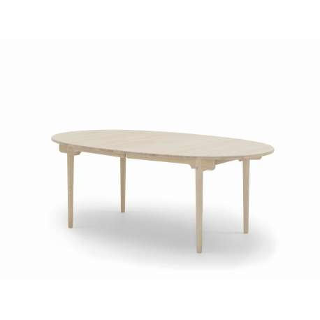 CH338 Dining table (prepared for 4 leaves) - Carl Hansen & Son - Hans Wegner - Home - Furniture by Designcollectors