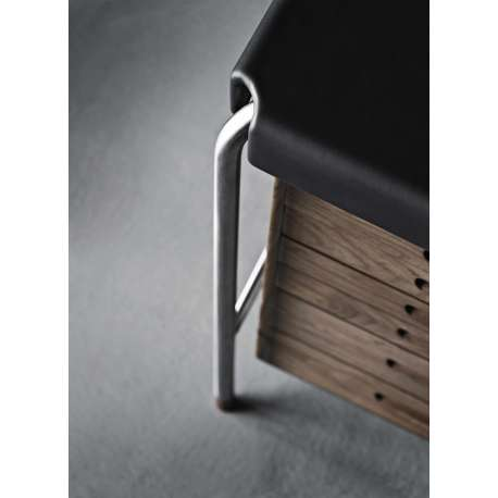 AJ52 160 x 70 Society table - Carl Hansen & Son - Arne Jacobsen - Home - Furniture by Designcollectors