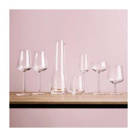 Essence Champagne glass 21 cl - 2 pcs - Iittala - Alfredo Häberli - Home - Furniture by Designcollectors