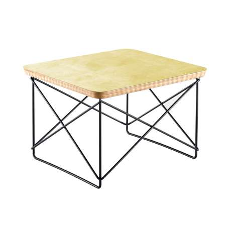 Occasional Table LTR Gold Leaf - Vitra - Charles & Ray Eames - Home - Furniture by Designcollectors