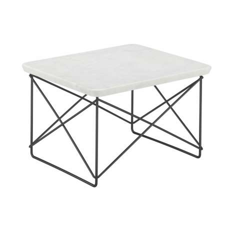 Occasional Table LTR Table d'appoint: marble - vitra - Charles & Ray Eames - Accueil - Furniture by Designcollectors