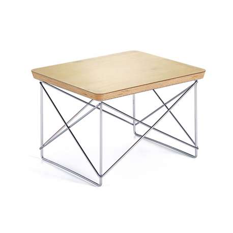 Occasional Table LTR Table d'appoint - vitra - Charles & Ray Eames - Accueil - Furniture by Designcollectors