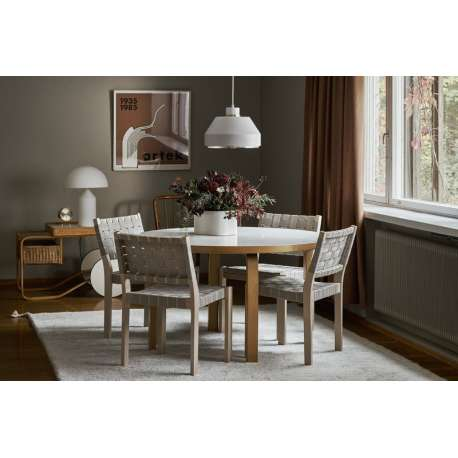 AMA 500 White Pendant Light - artek - Aino Aalto - Home - Furniture by Designcollectors