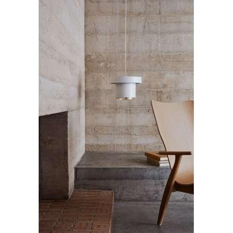 A201 Pendant Light White/Brass - artek - Alvar Aalto - Home - Furniture by Designcollectors