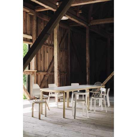 82A Table - artek - Alvar Aalto - Home - Furniture by Designcollectors