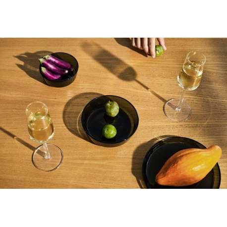 Essence schaal 37 cl donkergrijs - Iittala - Alfredo Häberli - Outside Accessories - Furniture by Designcollectors