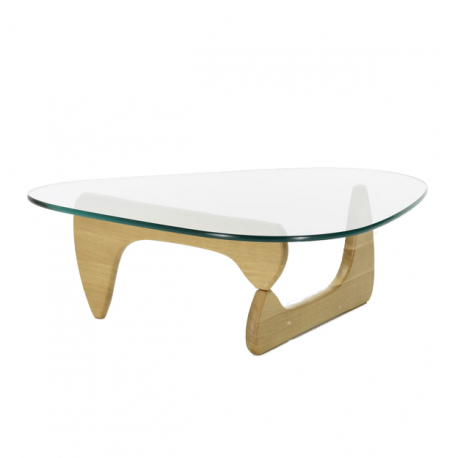 Noguchi Table basse : Chêne - Édition spéciale - Vitra - Isamu Noguchi - Accueil - Furniture by Designcollectors