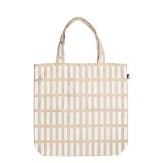 Siena Canvas Bag sand/white
