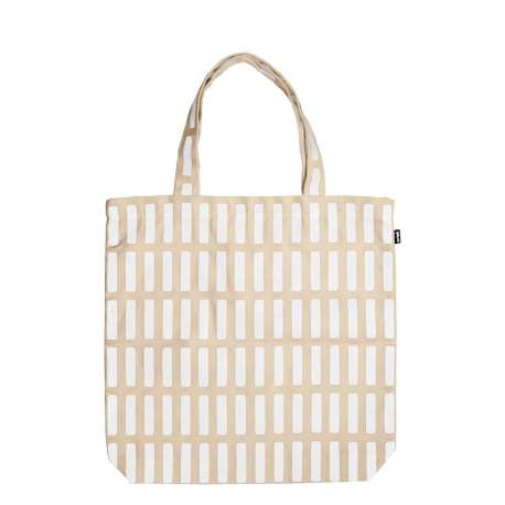Siena Canvas Bag sand/white - Artek - Furniture by Designcollectors